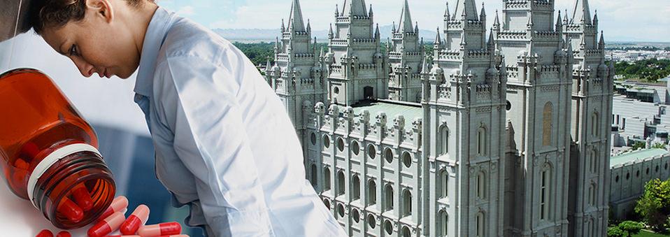 Jesus' Answer To Mormon Depression